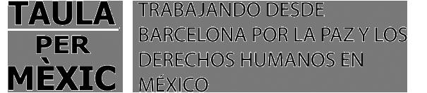 Taula per Mexic