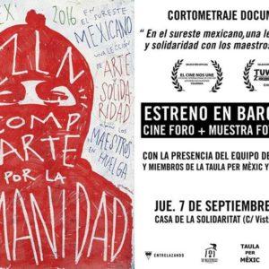EZLN comparte por la humanidad