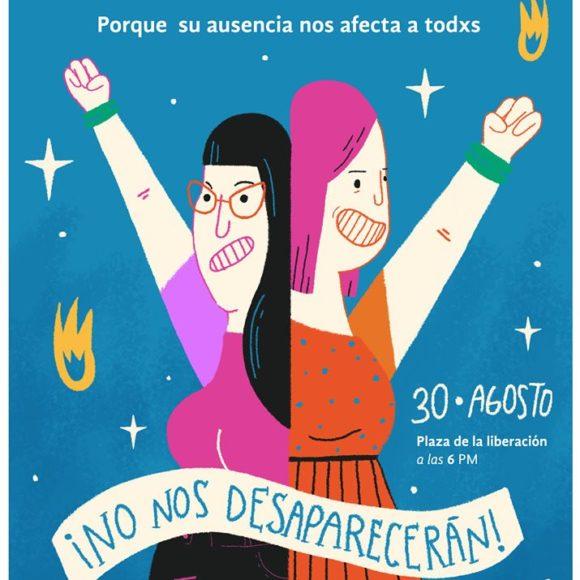 Día Internacional de las Víctimas de Desaparición Forzada