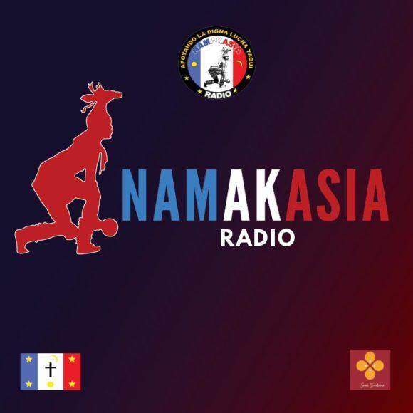 Namakasia Internacional, programa de radio de Mario Luna desde Barcelona
