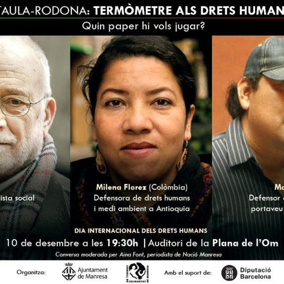 Termómetro a los derechos humanos. ¿Qué papel quieres jugar?